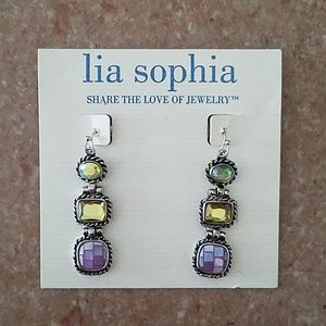 Lia Sophia | NWT Earrings
